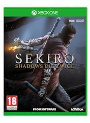 Sekiro: Shadows Die Twice Xbox1- Xbox One