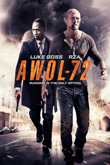 Poster AWOL-72 - Il disertore