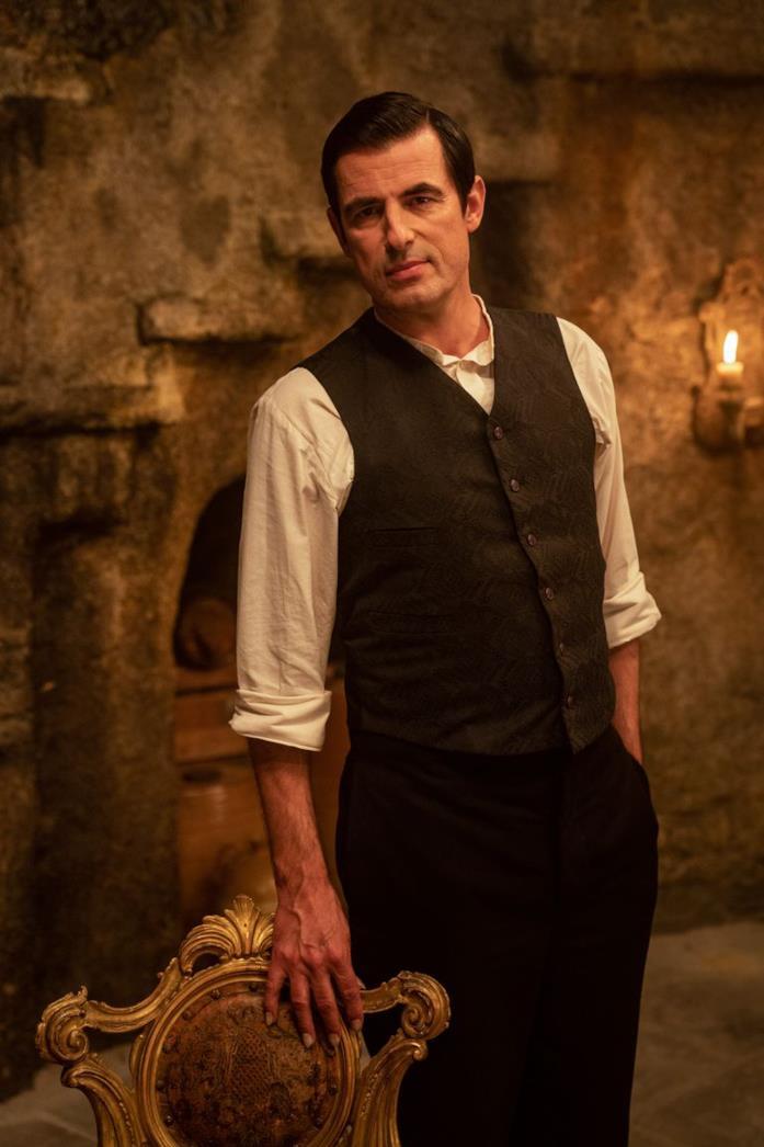 Dracula: Claes Bang nella miniserie BBC