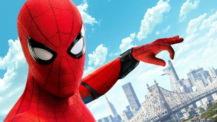 Il volto di Peter Parker