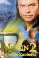 Poster Merlino e l'apprendista stregone