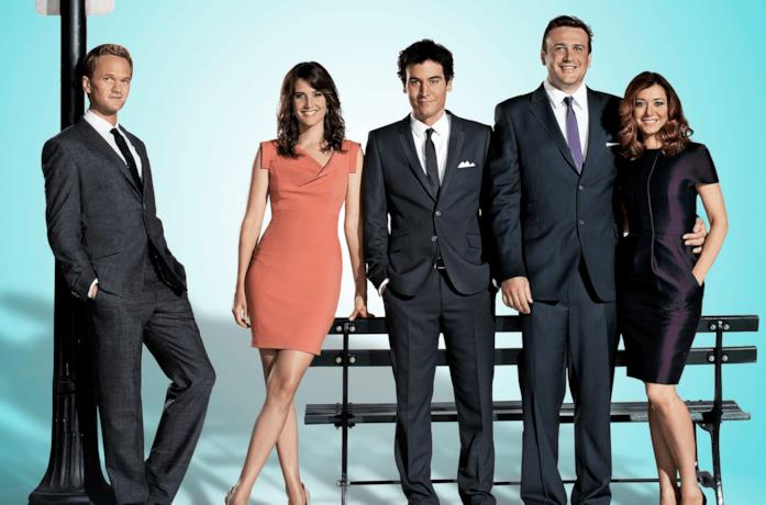 Immagine promozionale di How I Met Your Mother