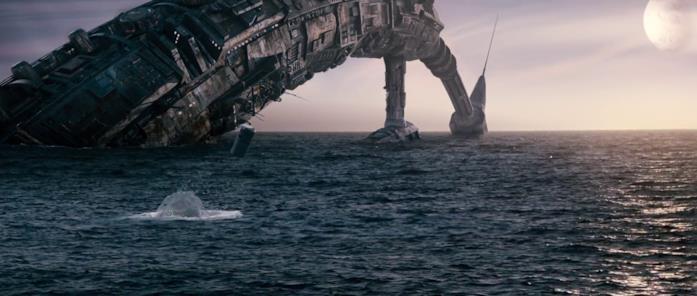 Il finale del film Pandorum - L'universo parallelo