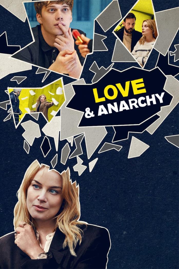 Il cast nella locandina di Love & Anarchy