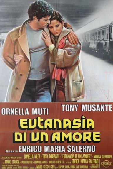 Poster Eutanasia di un amore