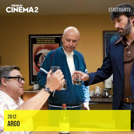 21:15 Premium Cinema 2 Argo (2012)