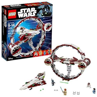 LEGO Star Wars 75191Jedi Starfighter™ con Hyperdrive