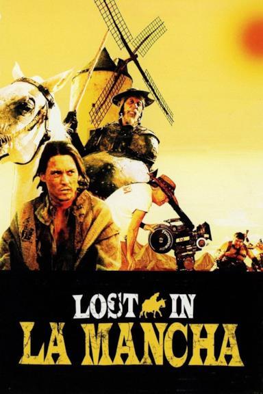 Poster Lost in La Mancha
