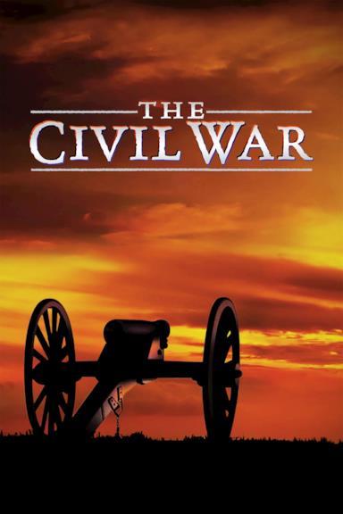 Poster The Civil War