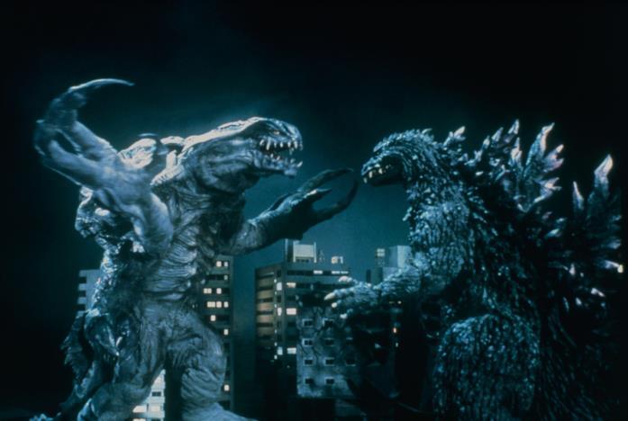 Godzilla nella versione 2000
