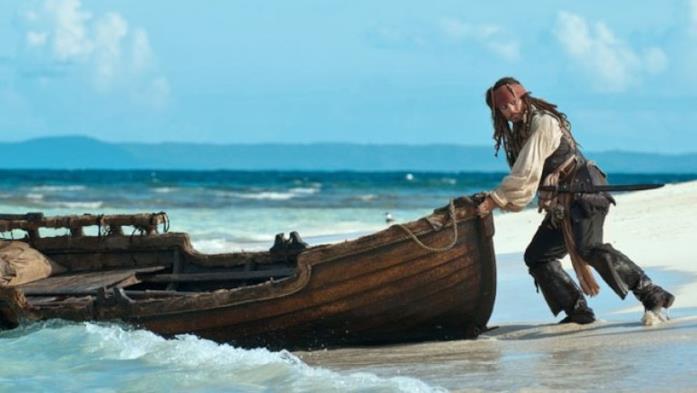 Pirati Caraibi 5, un poster