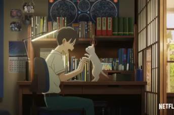 Miyo - Un amore felino, ecco il nuovo film d'animazione Netflix