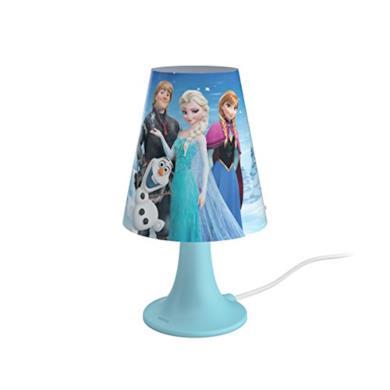 Philips Lighting Lampada da Tavolo 717953516 Frozen 2.3 W, Blu