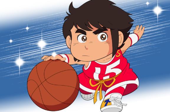 Kappei Sakamoto, il protagonista di Gigi la Trottola