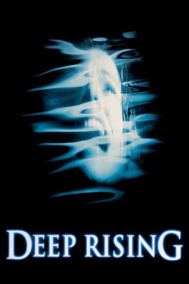Poster Deep Rising - Presenze dal profondo