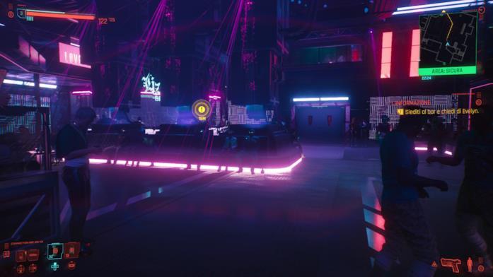 Cyberpunk console PS5
