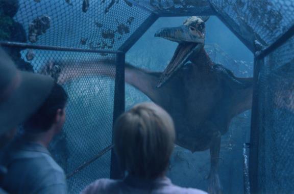 Jurassic Park 3: i dinosauri e gli attacchi più spettacolari del film