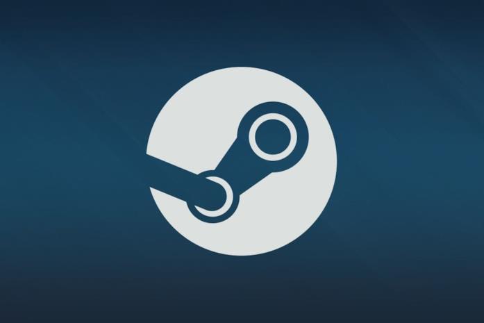 Il logo del catalogo digitale Steam