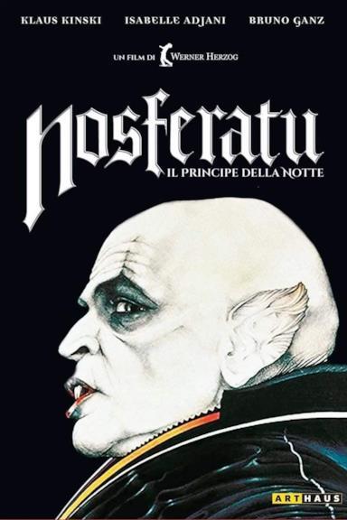 Poster Nosferatu, il principe della notte