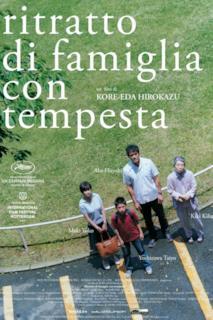 Poster Ritratto di famiglia con tempesta