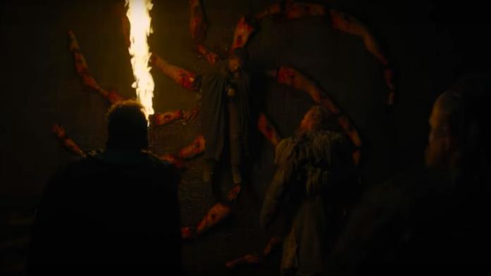 Game of Thrones: il macabro sigillo del Night King a Ultimo Focolare