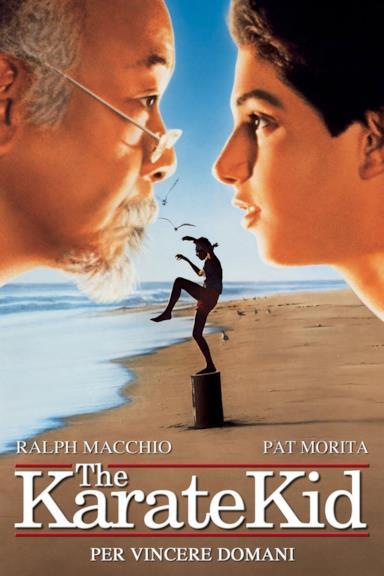 Poster Per vincere domani - The Karate Kid