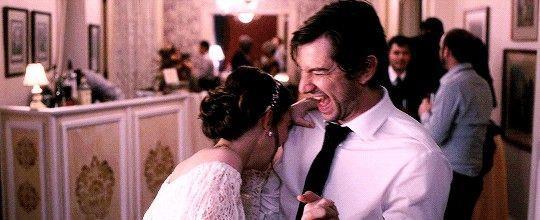 Il ricevimento di nozze di Nell in un episodio di The Haunting of Hill House