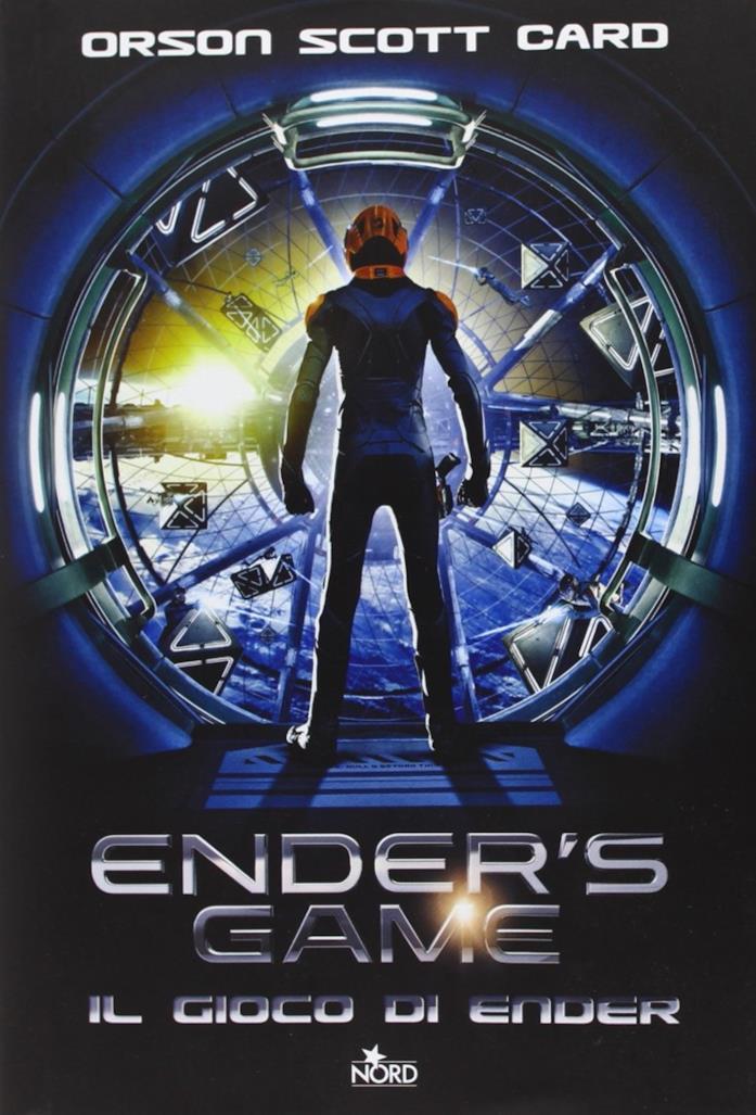 La copertina de Il gioco di Ender