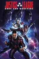 Poster Justice League: Gods and Monsters