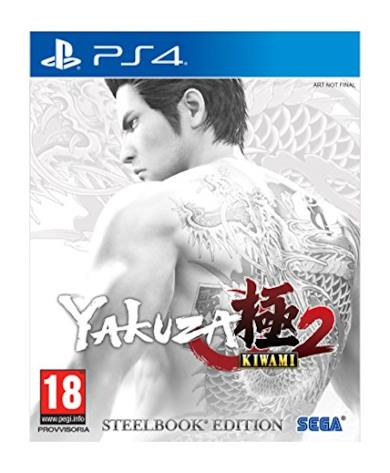 Yakuza Kiwami 2 - PlayStation 4