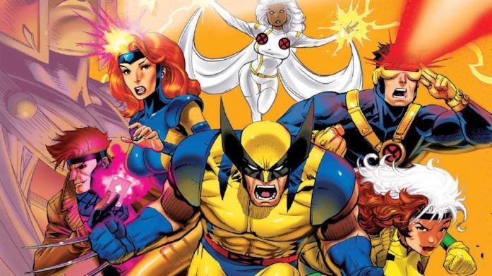 I mutanti protagonisti degli Insuperabili X-Men