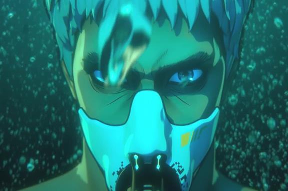 Altered Carbon: Resleeved: il trailer dello spin-off anime di Netflix