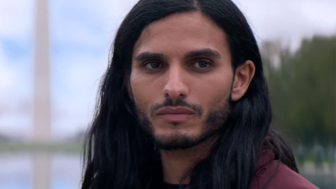 Il protagonista della serie Messiah