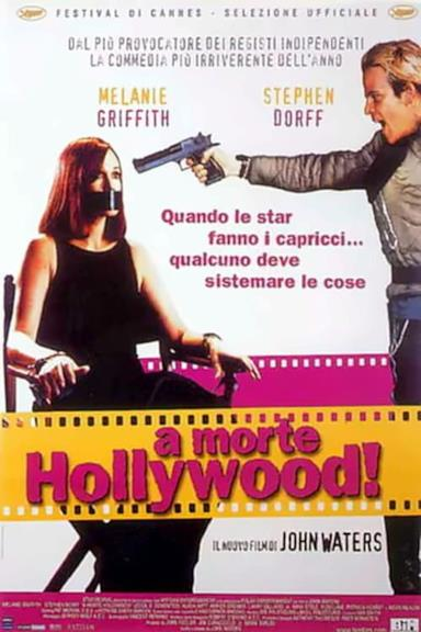 Poster A morte Hollywood!