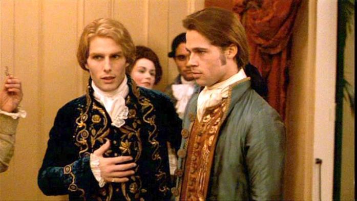 Tom Cruise e Brad Pitt