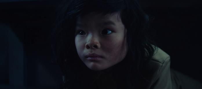 La figlia di Miharu ne Il Buco