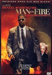 Man On Fire - Il Fuoco Della Vendetta (Special Edition) (2 Dvd)