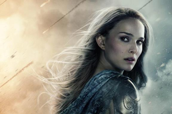 Jane Foster nel secondo film di Thor