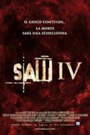 Poster Saw IV - Il gioco continua
