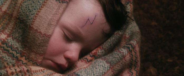 Un fotogramma di Harry Potter e la pietra filosofale