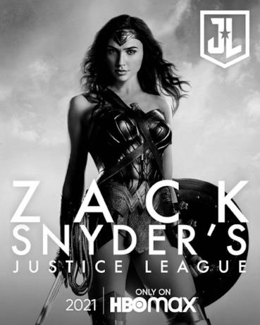 Justice League: The Snyder Cut - Wonder Woman