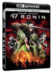 47 Ronin - 4K Ultra Hd  (2 Blu Ray)
