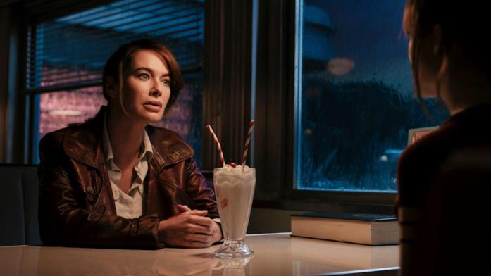 Karen Gillan e Lena Headey in Gunpowder Milkshake