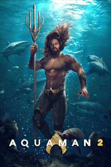 Poster Aquaman 2