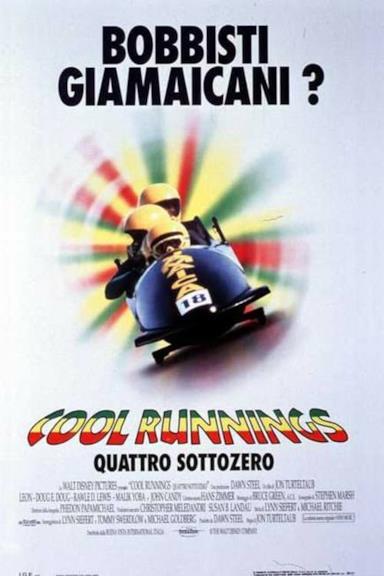 Poster Cool Runnings - Quattro sottozero