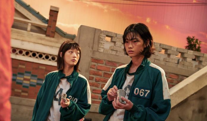 Una scena del drama sudcoreano