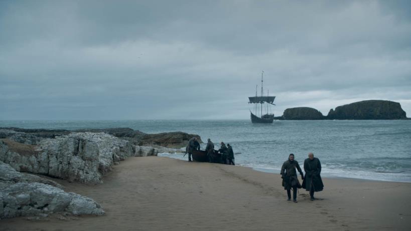 Game of Thrones 8x05: Jon Snow e Varys a Roccia del Drago