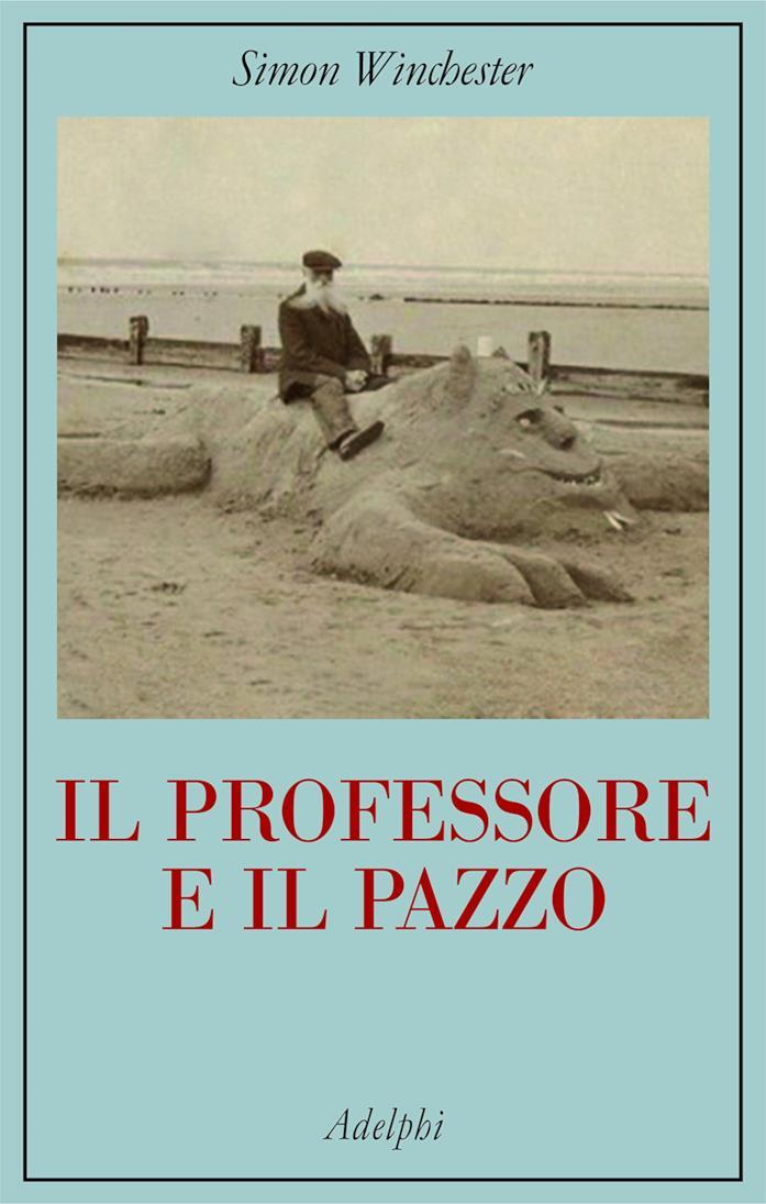 Il professore e il pazzo: la copertina del libro