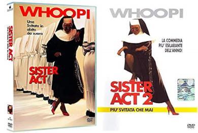 Cofanetti DVD di Sister Act - Film 1-2
