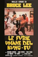 Poster Le furie umane del kung fu
